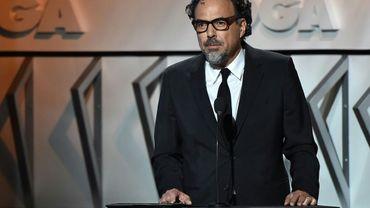 Le réalisateur Alejandro Gonzalez Inarritu, lors des Directors Guild of America Awards, à Beverly Hills, en Californie, le 4 février 2017