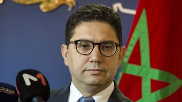 Le chef de la diplomatie marocaine, Nasser Bourita.
