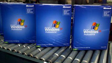 Microsoft arrêtera de supporter son système d'exploitation Windows XP en avril, les ordinateurs de la police et de la justice seront donc plus exposés aux failles informatiques