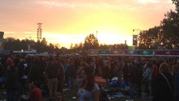 Rock Werchter - System of A Down en moment fort de la troisième journée