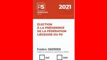 Elections PS Liège