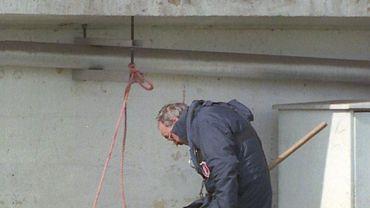 Ici, au Chemin de l'Inquiétude, les enquêteurs avaient retrouvé un sac comportant les restes d'un corps.