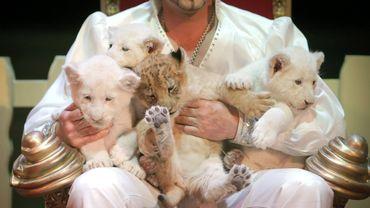 Les animaux sauvages désormais interdits dans les cirques