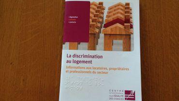 Une brochure permet de tout savoir sur la discrimination au logement