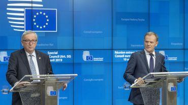 Report du Brexit: le Royaume-Uni et les 27 s'entendent sur la date du 31 octobre