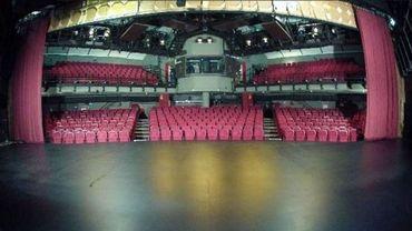 La future salle du théâtre Jean Vilar sera plus petite mais devrait être plus confortable.