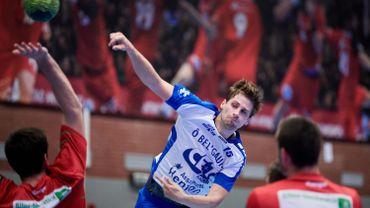 Visé obtient une qualification historique en 1/4 de Coupe d'Europe de Handball