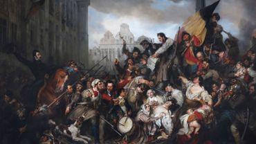 Les orangistes belges contre les révolutions de 1830