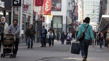 En souffrance, le commerce prive l'économie belge de 9 milliards d'euros
