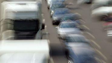 A602 fermée dans le sens Loncin-chênée: files sur 3 km