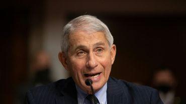 Le docteur Anthony Fauci, le 23 septembre 2020 à Washington