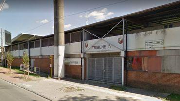 Un sans-abri a été agressé au stade Tondreau avenue du Tir à Mons