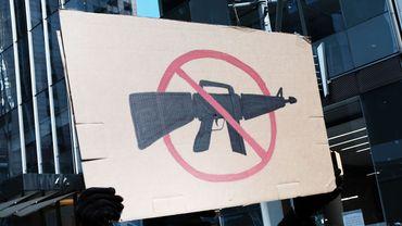 Fusillade à El Paso: des mamans manifestent devant la Maison Blanche pour un contrôle des armes à feu