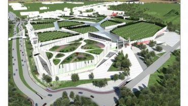 Citta Verde, un projet de centre commercial à Farciennes qui n'a jamais vu le jour...