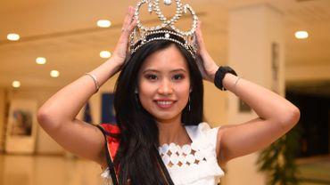 Miss Belgique serait l'une des favorites pour devenir Miss Univers !