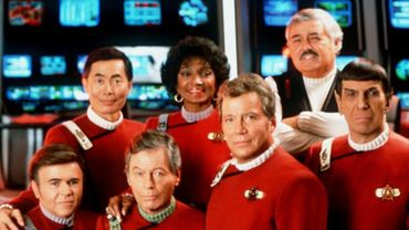 """Léonard Nimoy, alias Spock, le Vulcain de """"Star Trek"""", a rejoint les étoiles à 83 ans"""