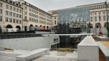 Le Palais des congrès accueille environ 200000 visiteurs par an.