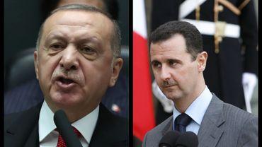 Le régime de Damas et celui d'Istanbul sont à couteaux tirés.