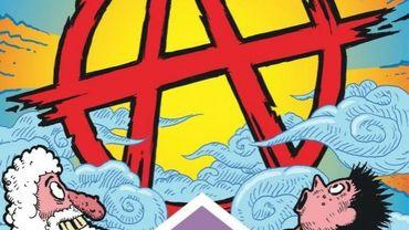 Véronique Bergen et Winshluss signent la BD L'Anarchie,parue aux éditions du Lombard