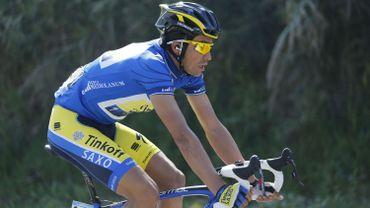 Contador grand favori du Tour de Catalogne