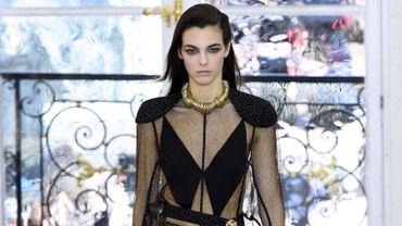 Vittoria Ceretti pour Louis Vuitton - Printemps-été 2017