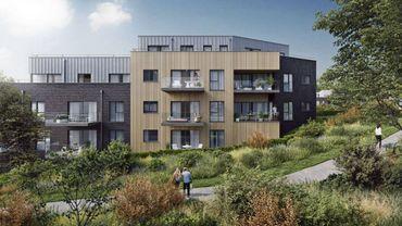 Le projet prévoit 74 nouveaux logements.