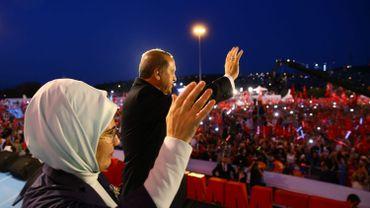 Coup d'Etat manqué en Turquie: Erdogan rend hommage aux patriotes ayant arrêté les putschistes