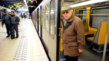 La circulation a été interrompue ce matin sur les lignes de métro 2 et 6