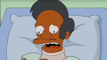 """Le personnage d'Apu était apparu dans """"Les Simpson"""" pour la première fois en 1990, lors de la première saison"""