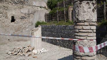 Du Crowfunding pour sauver le patrimoine italien, dont le site de Pompei