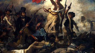 """""""La Belle Liégeoise"""" et """"La liberté guidant le peuple"""".ne feraient peut-être qu'une..."""