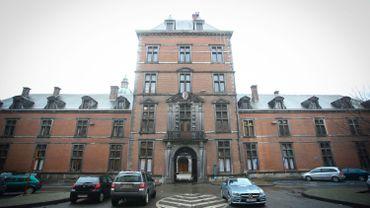 Le palais de justice de Namur