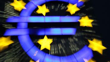 Le sigle de l'euro