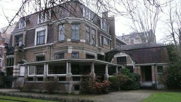 Hôtel de maitre Dankaert. www.notrehistoire.be