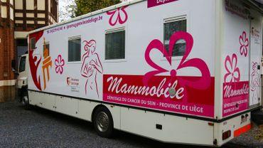 Sept communes de l'arrondissement de Verviers profiteront du Mammobile