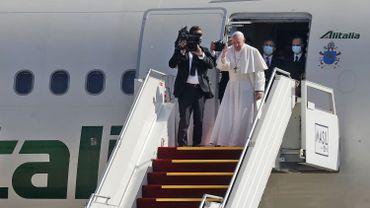 Le pape François a quitté l'Irak ce lundi matin après une visite historique.