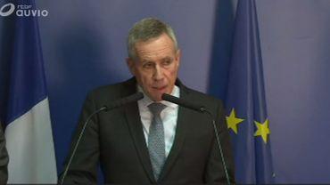 Le procureur Molins a expliqué les antécédents de Karim Cheurfi, l'auteur de l'attaque sur les Champs Elysées, mais pas connu comme radicalisé.