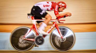 Victor Campenaerts a une heure pour rentrer dans l'Histoire du cyclisme
