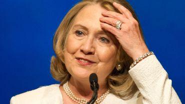 Hillary Clinton est mise en cause par le Congrès américain