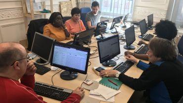 Initiation à l'informatique à Arc-Bruxelles