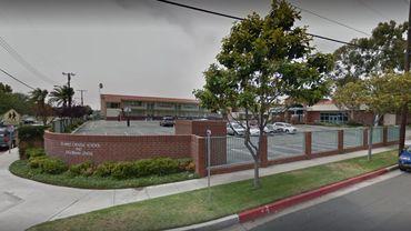L'école Saint James à Torrance, en Californie