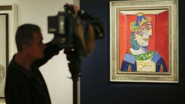 USA: un marchand d'art britannique condamné, des millions de dollars détournés