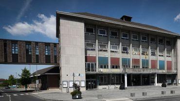 Hôtel de ville de La Louvière