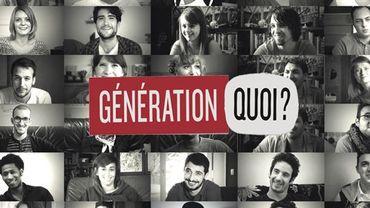 """""""Génération Quoi ?"""" : Une enquête interactive sur les jeunes de 18 à 34 ans !"""