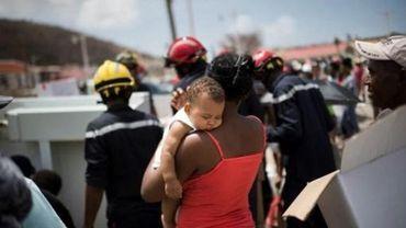 Plus de 10,5 millions d'enfants vivent dans des territoires caribéens exposés aux conséquences d'Irma.