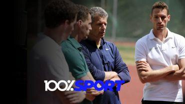 Le Team Borlée quitte la Ligue belge francophone d'athlétisme et rejoint l'aile flamande.