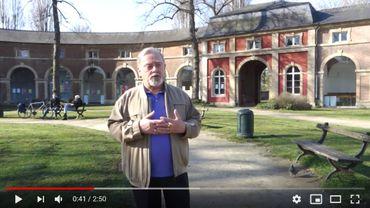 Jean-Marie est le senior qui donne ses bons conseils aux seniors de Forest dans cette première vidéo