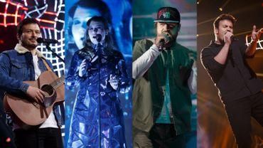 The Voice Belgique : retour sur le parcours des finalistes