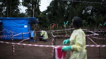 Le virus Ebola pas encore éradiqué, comme ici au Centrafrique.