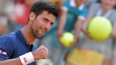 Djokovic rejoint les demi-finales à Rome aux dépens de Del Potro